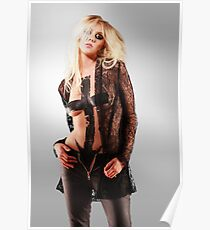 Taylor Momsen Going To Hell Poster