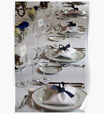 Head Table Poster
