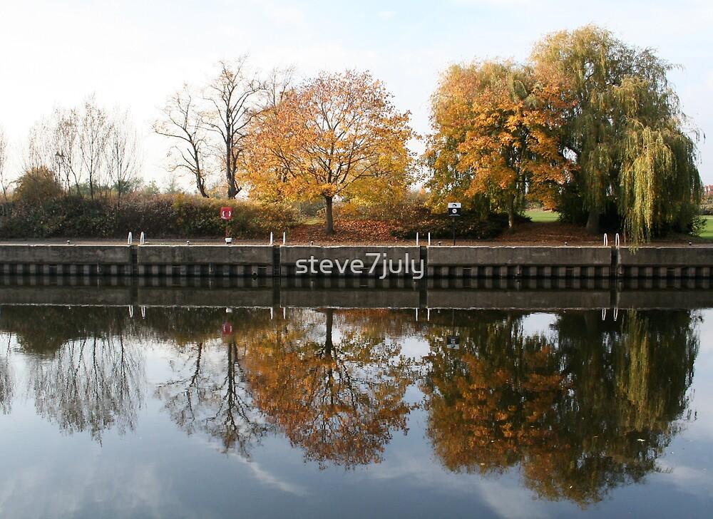 Reflection  by steve7july
