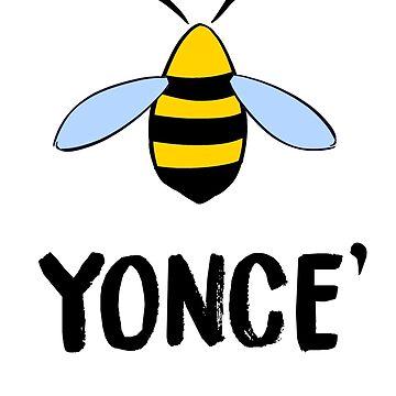 Bee yoncè by Marsill
