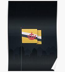 Brunei Poster