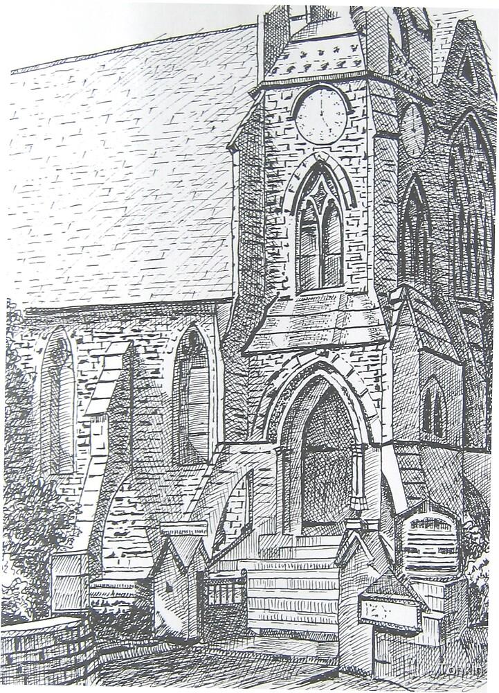 United Reformed Church, Stoke-sub-Hamdon by Tonkin