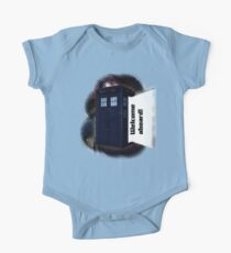 Welcome Aboard! Kids Clothes
