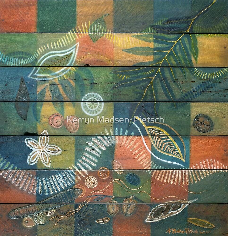 Rainforest Regeneration by Kerryn Madsen-Pietsch