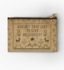 Smack My Stitch Up: Black Phillip Studio Pouch
