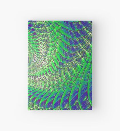 Dew rotor Hardcover Journal