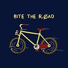 A Bike That Bites The Road by JulysFlyBricks
