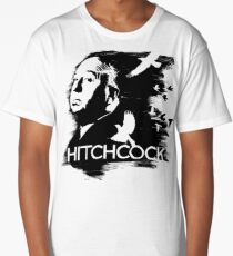 Alfred Hitchcock Long T-Shirt