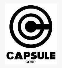 capsule corp Photographic Print