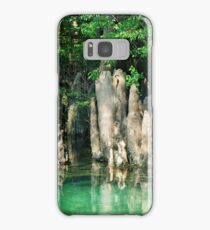 Florida Cypress Samsung Galaxy Case/Skin