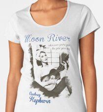 Audrey Hepburn Women's Premium T-Shirt