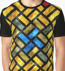 Metal rectangles Graphic T-Shirt