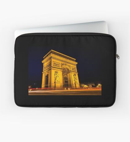 Arc De Triomphe 5 Laptop Sleeve