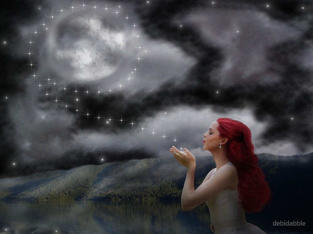 Magic in the Moonlight by debidabble