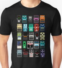 Pedal Board #2 Unisex T-Shirt