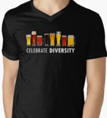 Celebrate Beer Diversity Funny T-Shirt