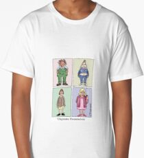 Disparate Housewives Long T-Shirt