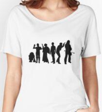 Millenium Falcon Crew Women's Relaxed Fit T-Shirt