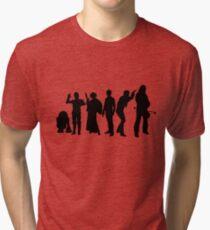 Millenium Falcon Crew Tri-blend T-Shirt