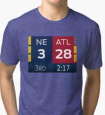 NE 3 ATL 28 Tri-blend T-Shirt