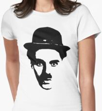 Famous Moustache Womens Fitted T-Shirt