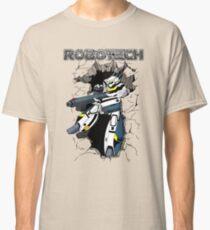 Robotech Valkyrie by Z4knafein 3D Classic T-Shirt