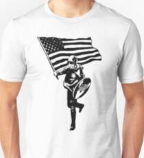 Based Stickman (3000x4000) Unisex T-Shirt