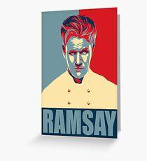 Ramsay Greeting Card