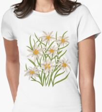 Edelweiss Womens Fitted T-Shirt