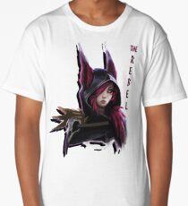 Xayah The Rebel Long T-Shirt