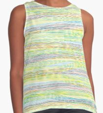 horizontal lines Contrast Tank