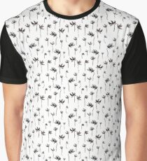 Flowering ink Graphic T-Shirt
