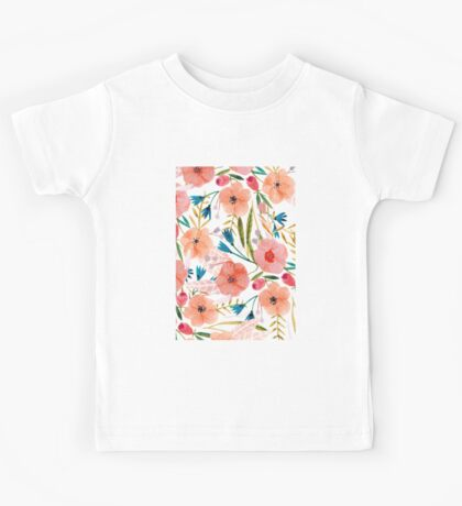 Floral Dance Kids Clothes