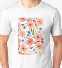 Floral Dance Unisex T-Shirt