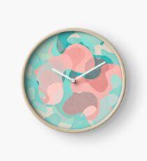 Camouflage XVI Clock