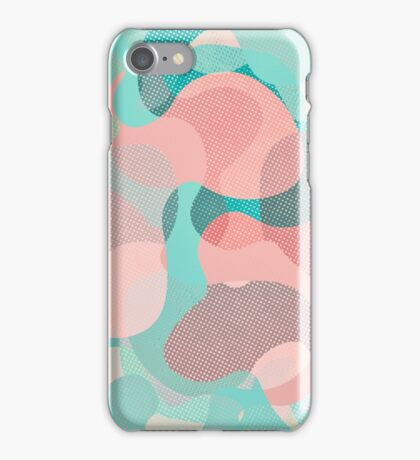 Camouflage XVI iPhone Case/Skin