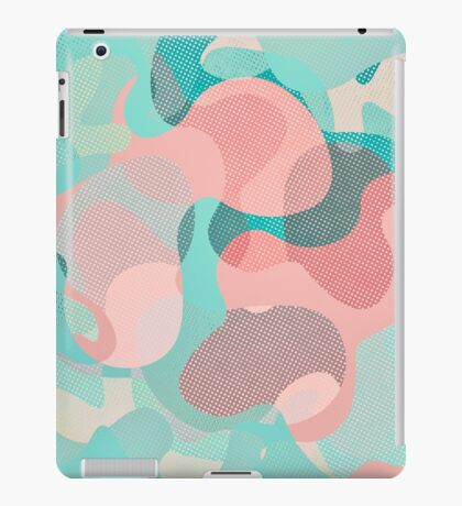 Camouflage XVI iPad Case/Skin