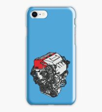 Honda Civic Type R EP3 K20A Engine iPhone Case/Skin