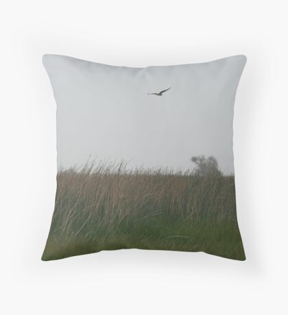 Harrier Throw Pillow