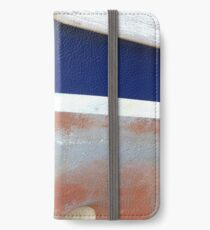 Dry dock boat hull iPhone Wallet/Case/Skin