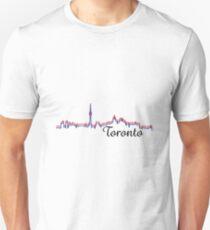 Toronto, Canada Skyline T-Shirt