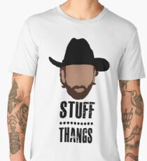 Stuff.....Thangs... Men's Premium T-Shirt