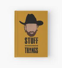 Stuff.....Thangs... Hardcover Journal