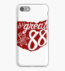 OHIO is Great! W/R iPhone Case/Skin