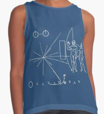 PIONEER 10 - MESSAGE FROM HUMANITY Contrast Tank