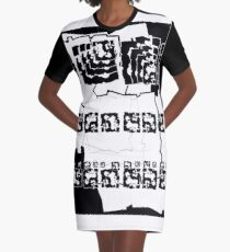 Primallary (2010 091404) Graphic T-Shirt Dress