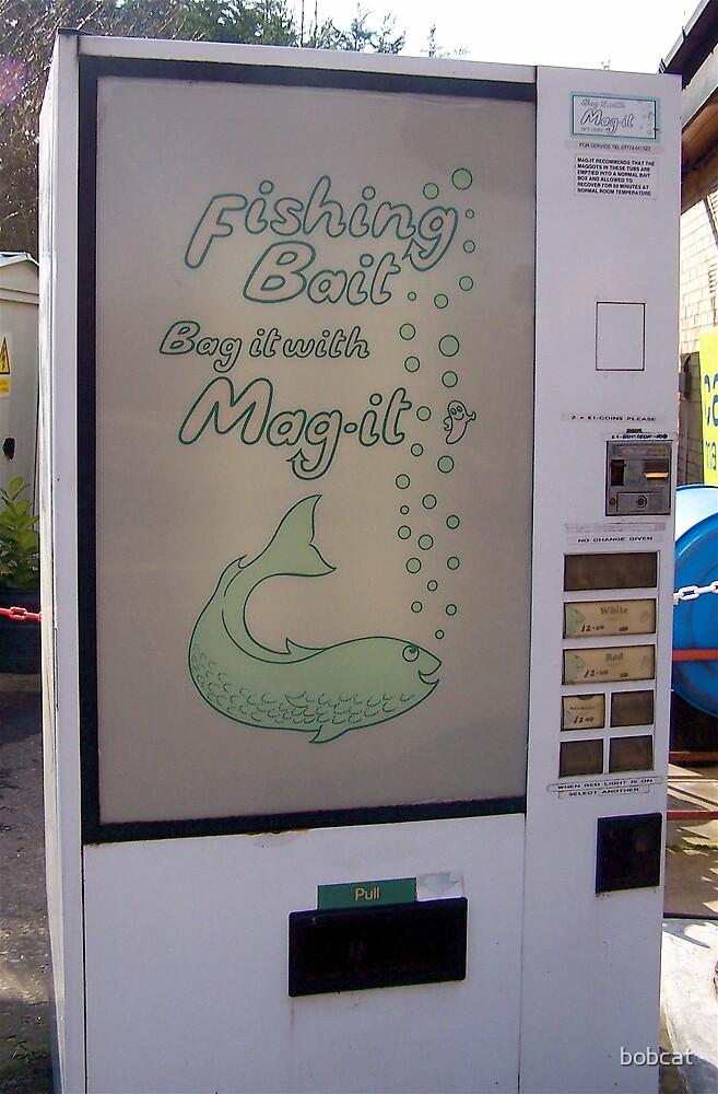 bait vending machine