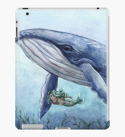 Aquatic Friends iPad Case/Skin