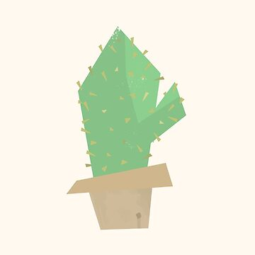 Little Cactus by The-Great-Tree