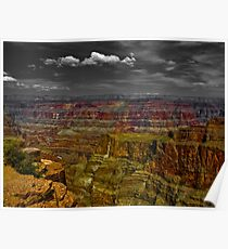 Grand Canyon West Rim Poster